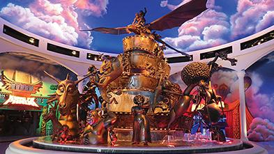 Fountain Of Dreams Motiongate Dubai