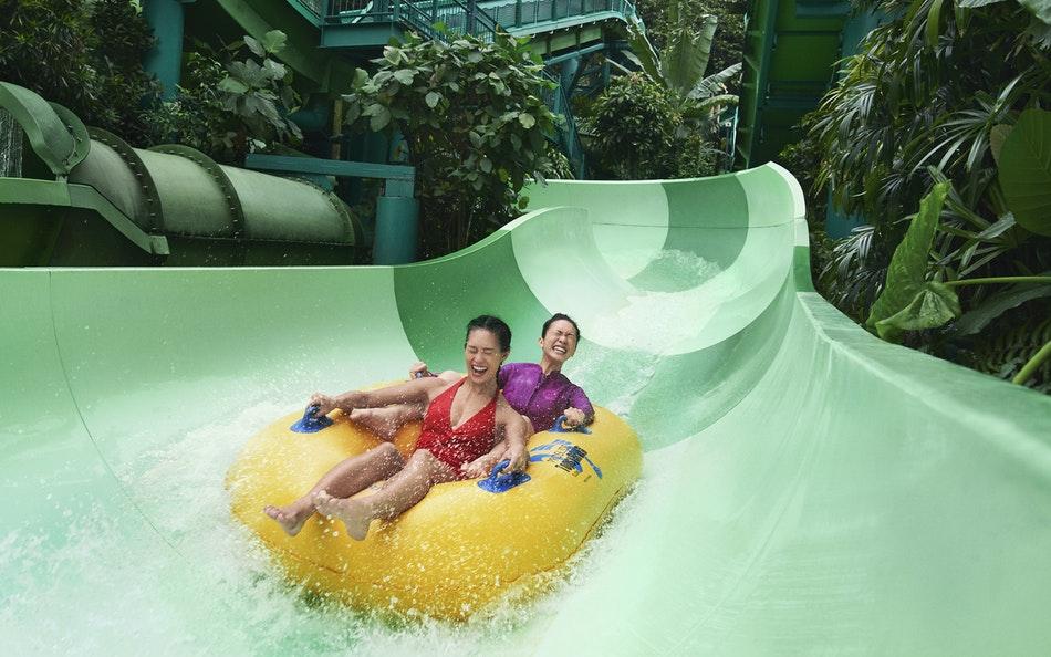 Adventure Cove Waterpark Singapore 1