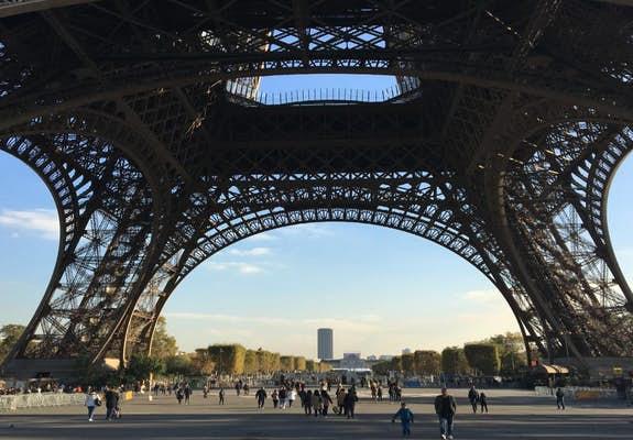 Eiffel Tower Esplanade