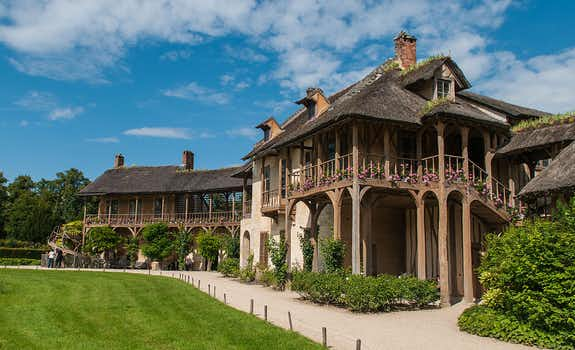 Marie Antoinette's Estate Versailles