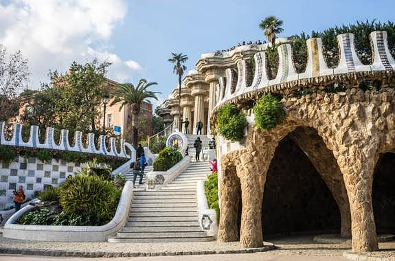 Park Guell history