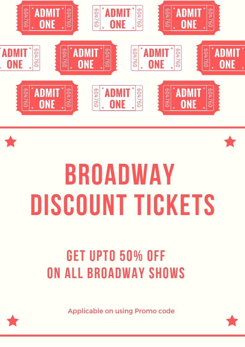 broadway discount tickets