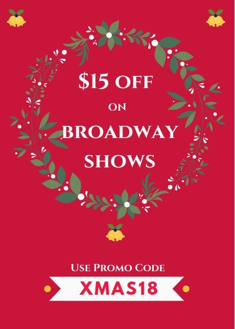 christmas broadway ticket discounts