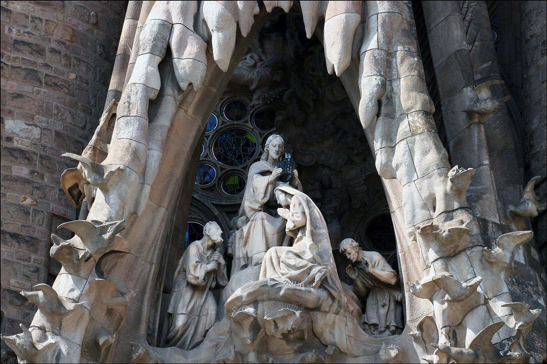 skip the line sagrada familia tickets nativity facade