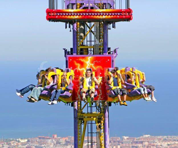 Tibidabo Amusement Park-3