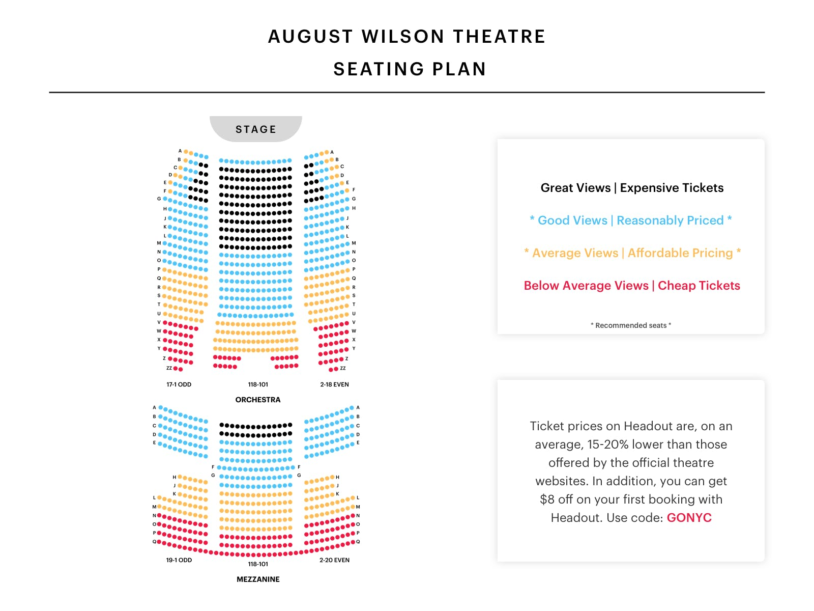 august-wilson-theatre-seating-chart