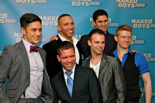 Naked Boys Singing - Best Off Broadway Shows 3