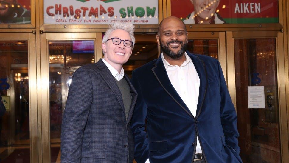 Ruben & Clay's Christmas Show