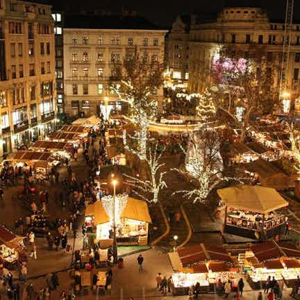 Budapest in November - events