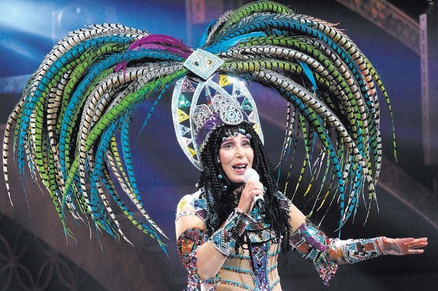 Best Vegas Shows Cher