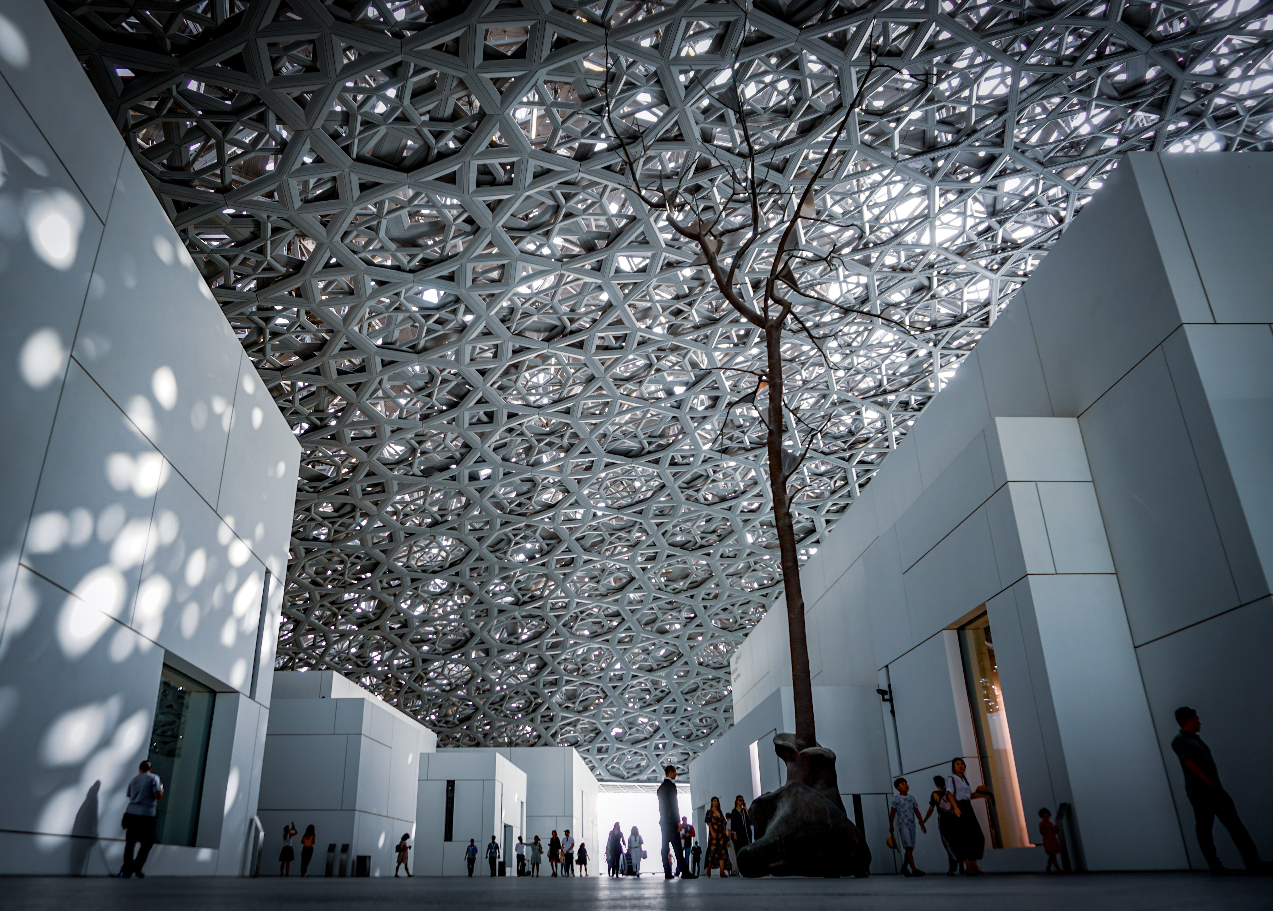 Best Places to Visit in Dubai - Louvre Abu Dhabi - 3