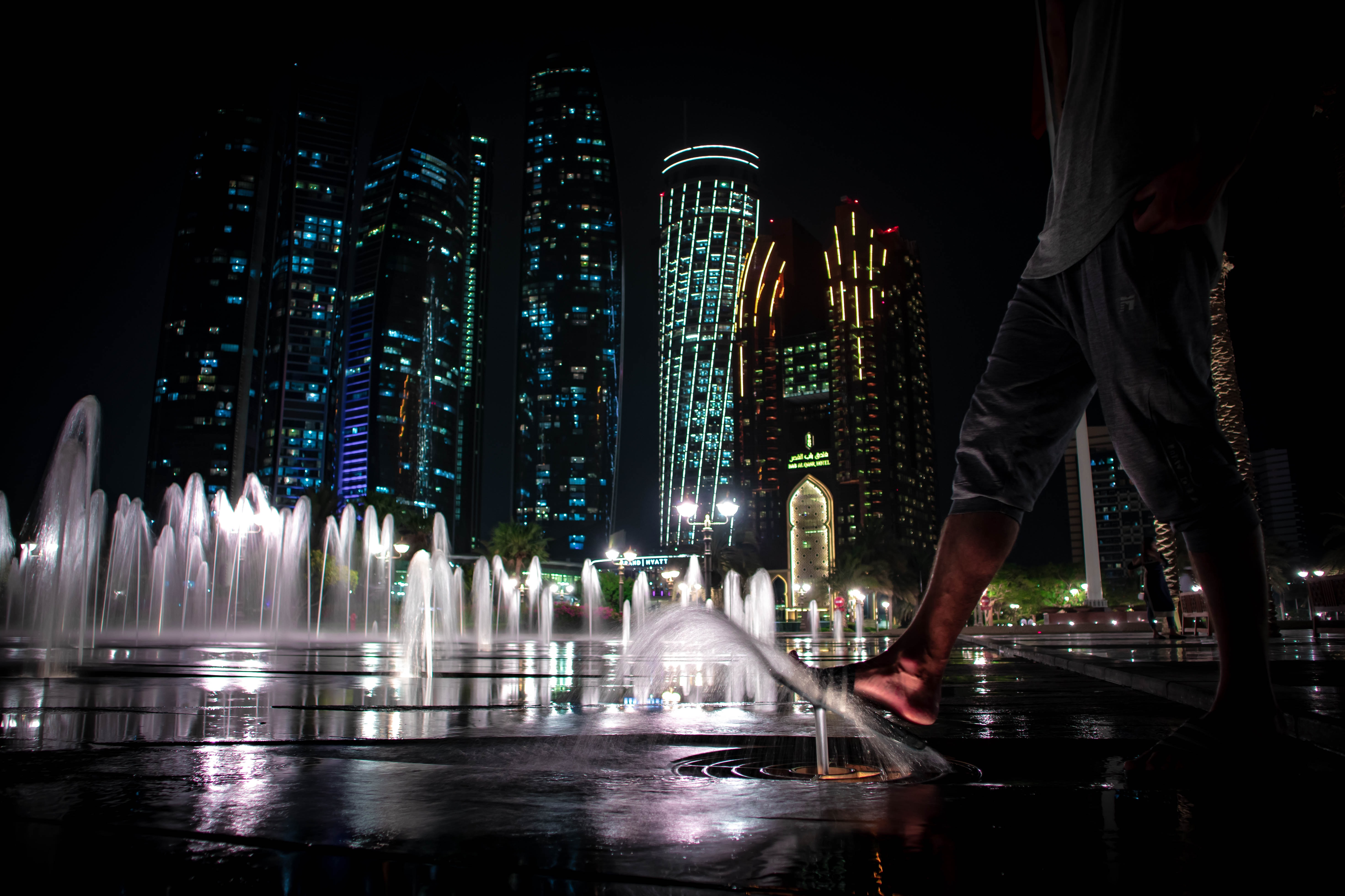 Best Places to Visit in Dubai - Dubai Fountain - 1