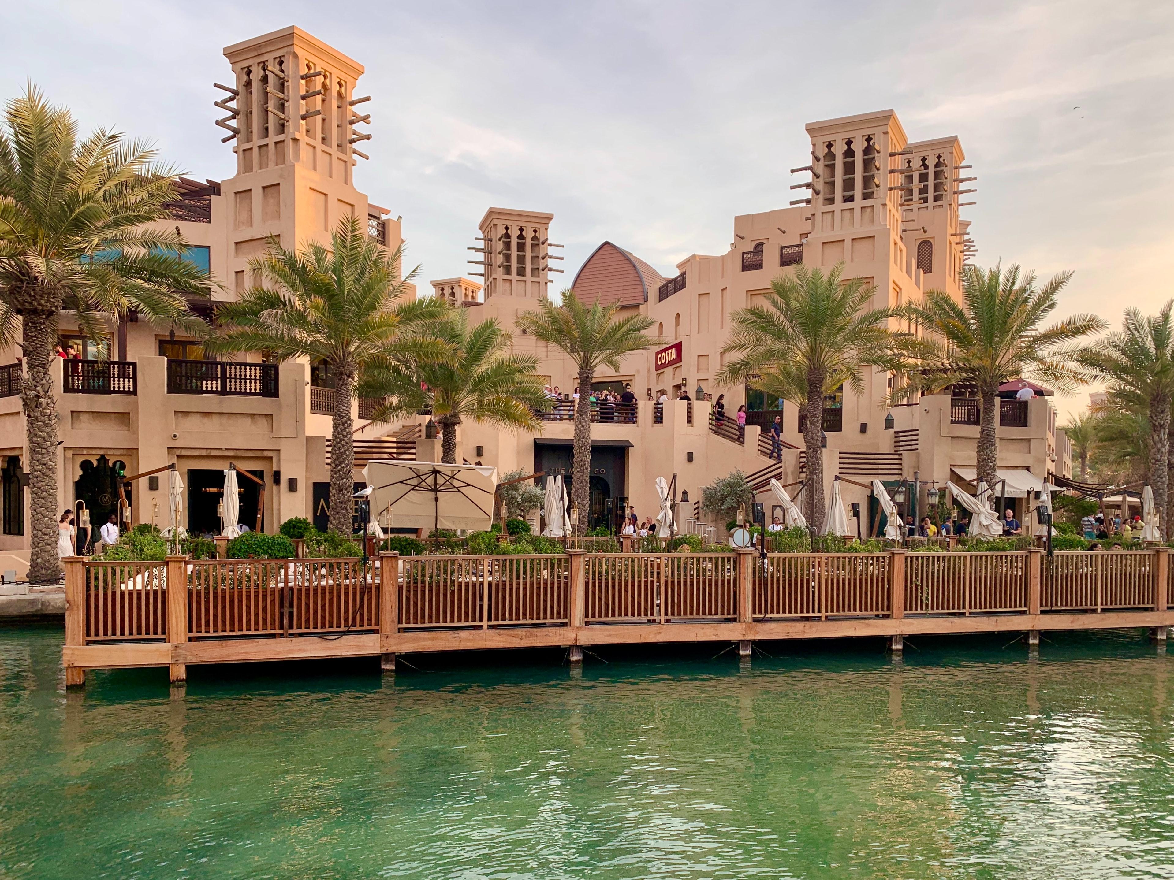 Best Places to Visit in Dubai - Souk Madinat Jumeirah - 3
