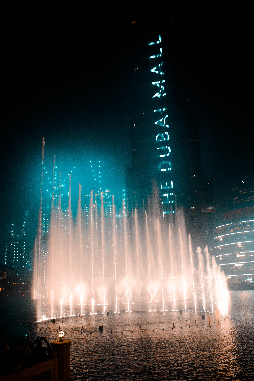 Best Places to Visit in Dubai - Dubai Fountain - 3