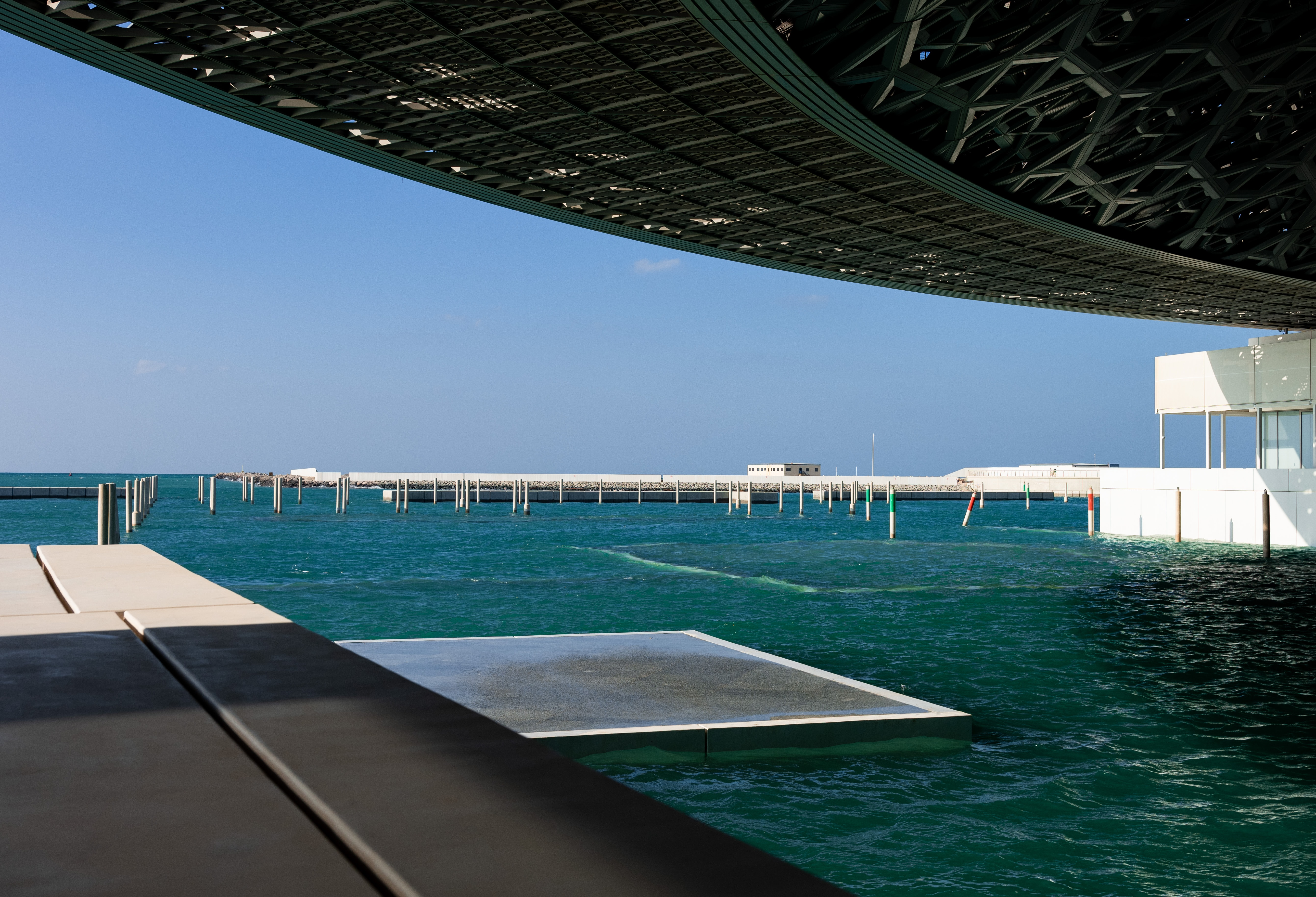 Best Places to Visit in Dubai - Louvre Abu Dhabi - 2