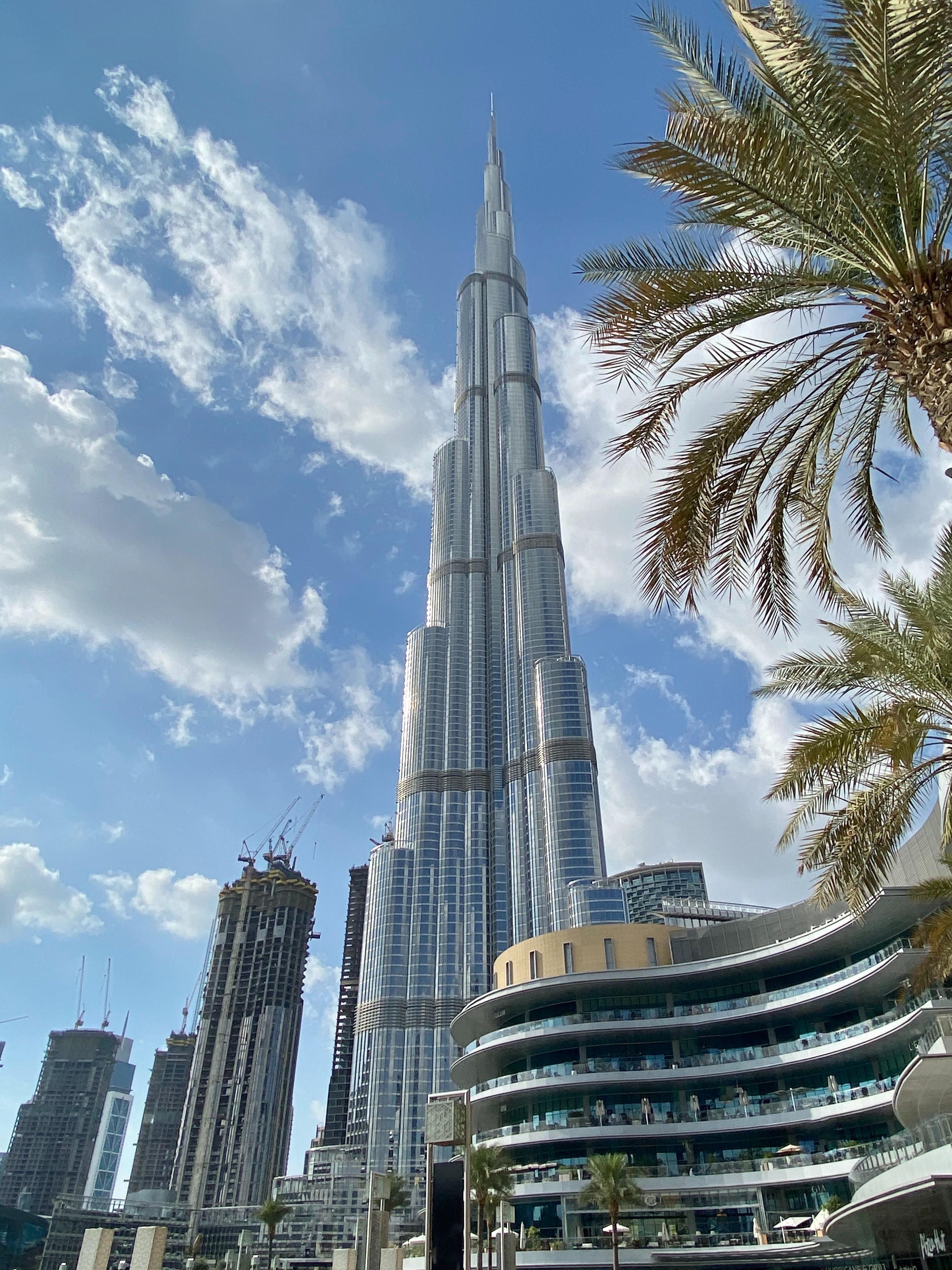 Best Places to Visit in Dubai - Burj khalifa - 3