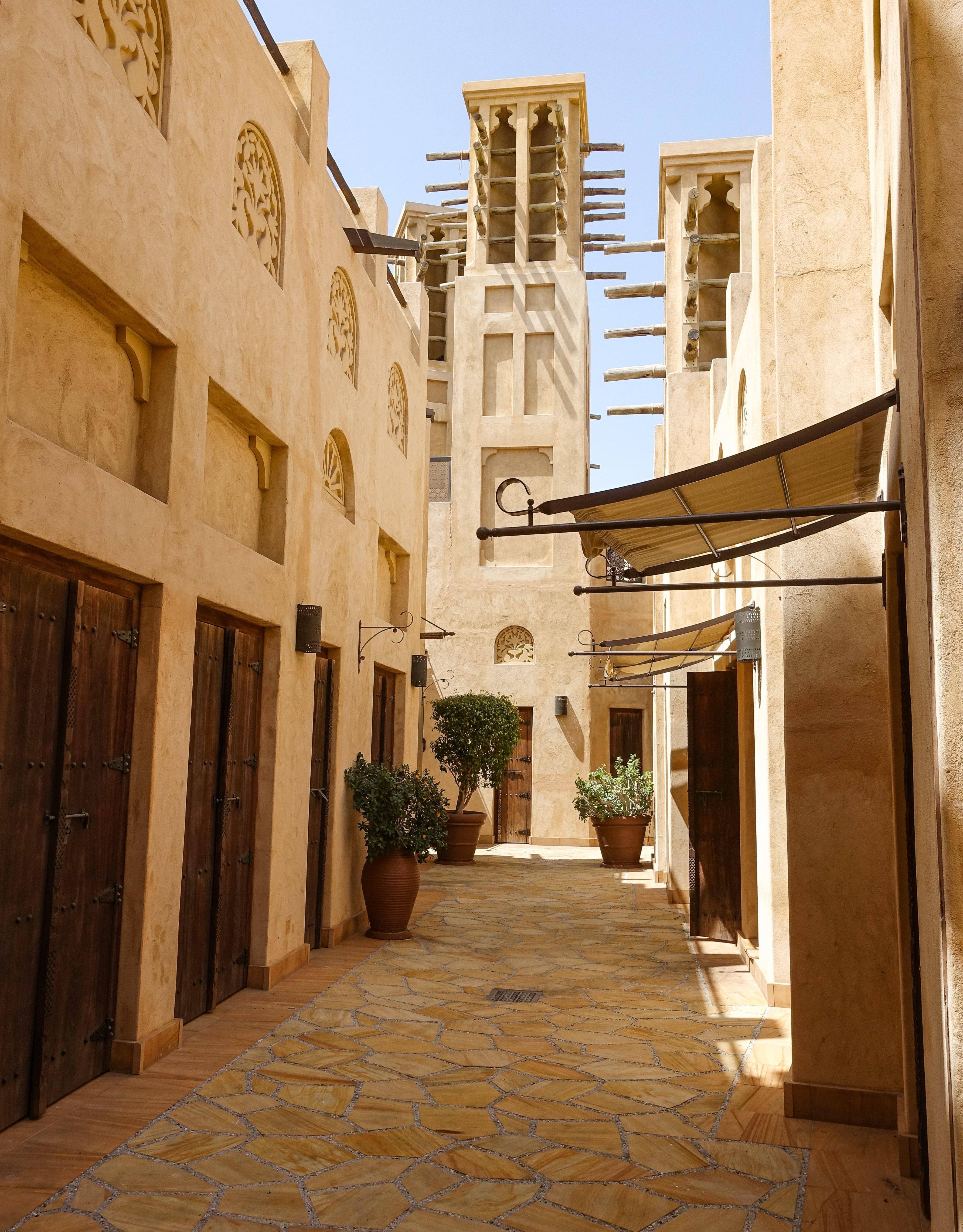 Best Places to Visit in Dubai - Souk Madinat Jumeirah - 1