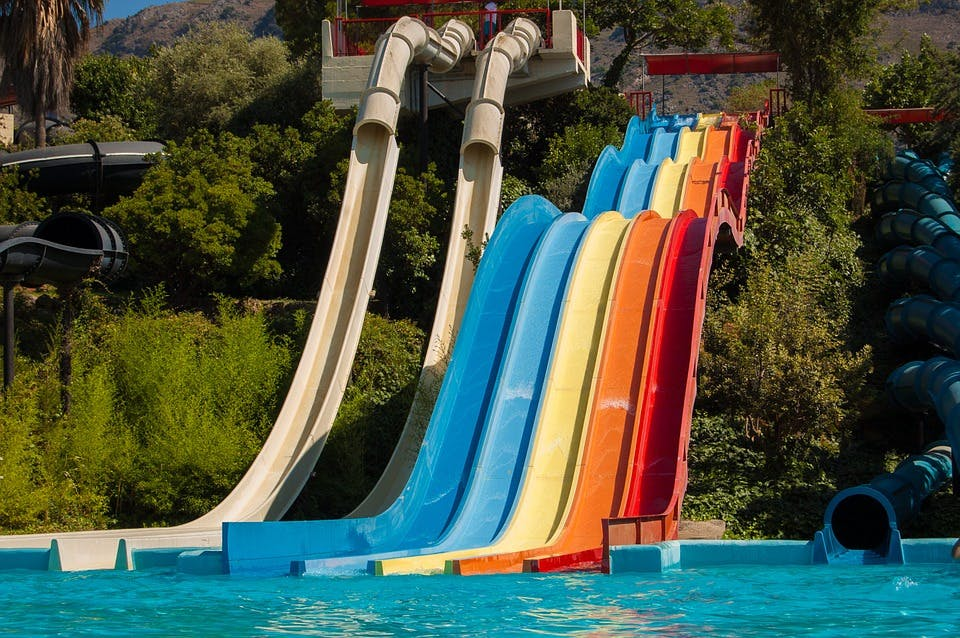 Jungle Bay Water Park