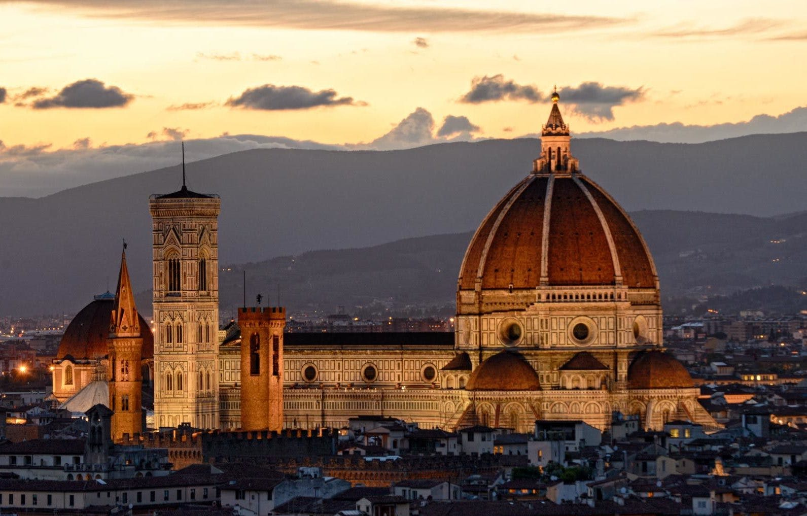Florence to Siena