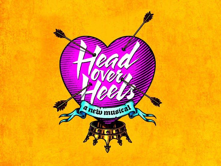 Best Broadway Shows - 2018 - Head Over Heels