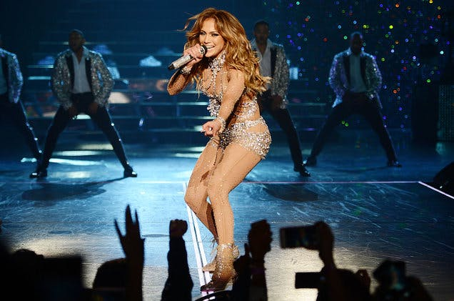 Best Vegas Shows - Jennifer Lopez