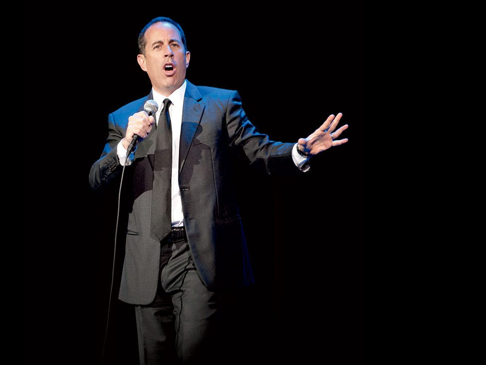 Best Vegas Shows - Jerry Seinfeld