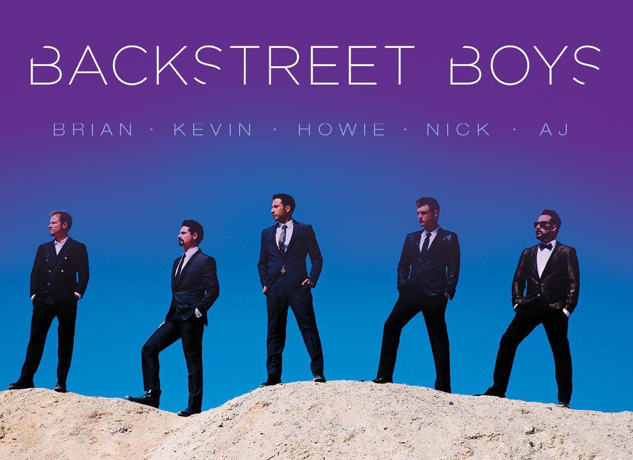 Best Vegas Shows - Backstreet Boys