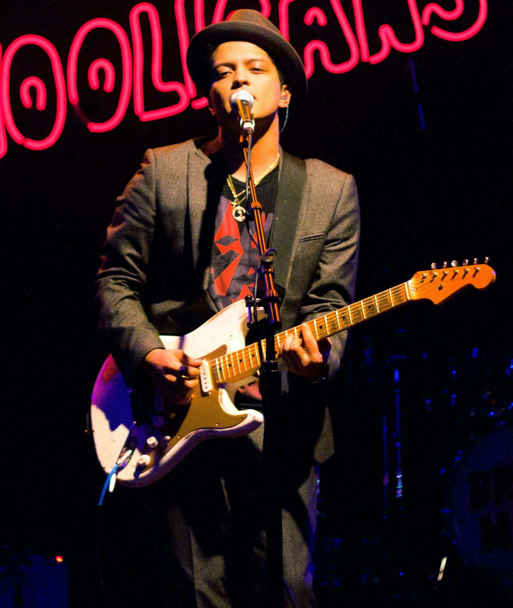 Best Vegas Shows - Bruno Mars