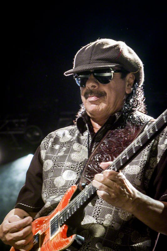 Best Vegas Shows - Santana