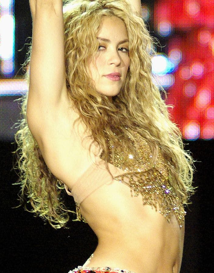 Best Vegas Shows - Shakira