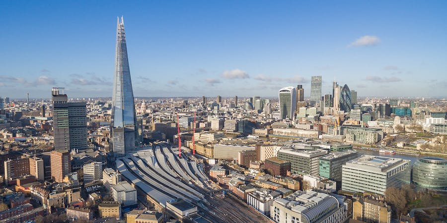 London in July - things to do - The Shard
