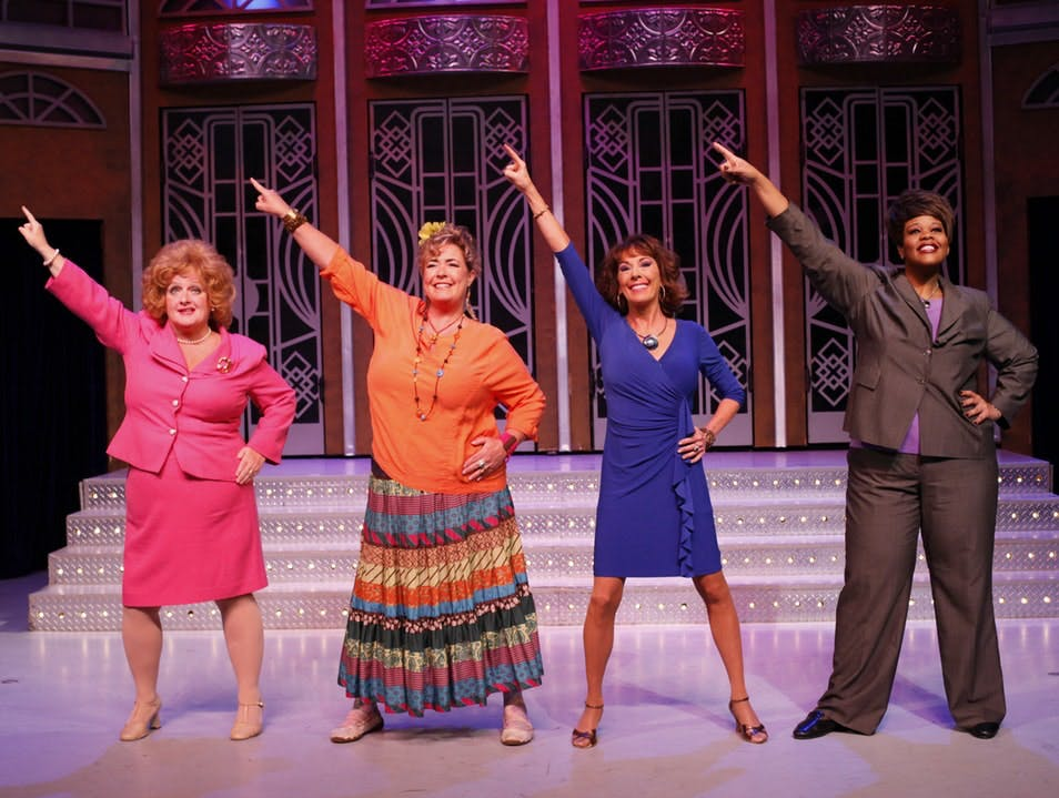 Best Vegas Comedy Shows - Menopause The Musical