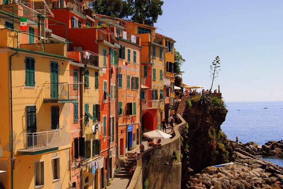 Cinque Terre Day Trips From Milan - Vernazza