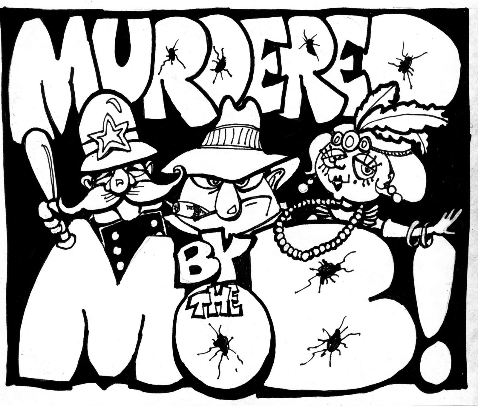 Murdered by the mob 2