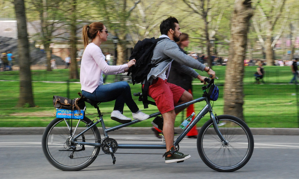 100-things-to-do-in-NYC-Summer-2017-nyc-tandem-bike-rental