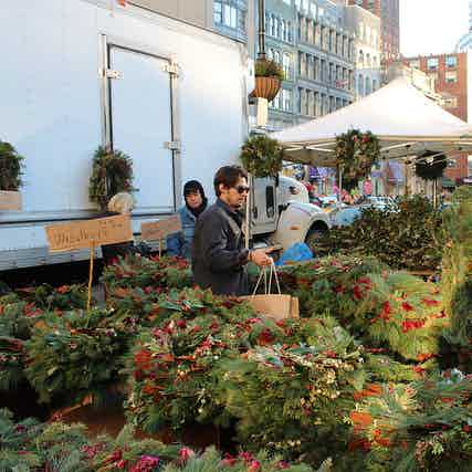 New York in October events
