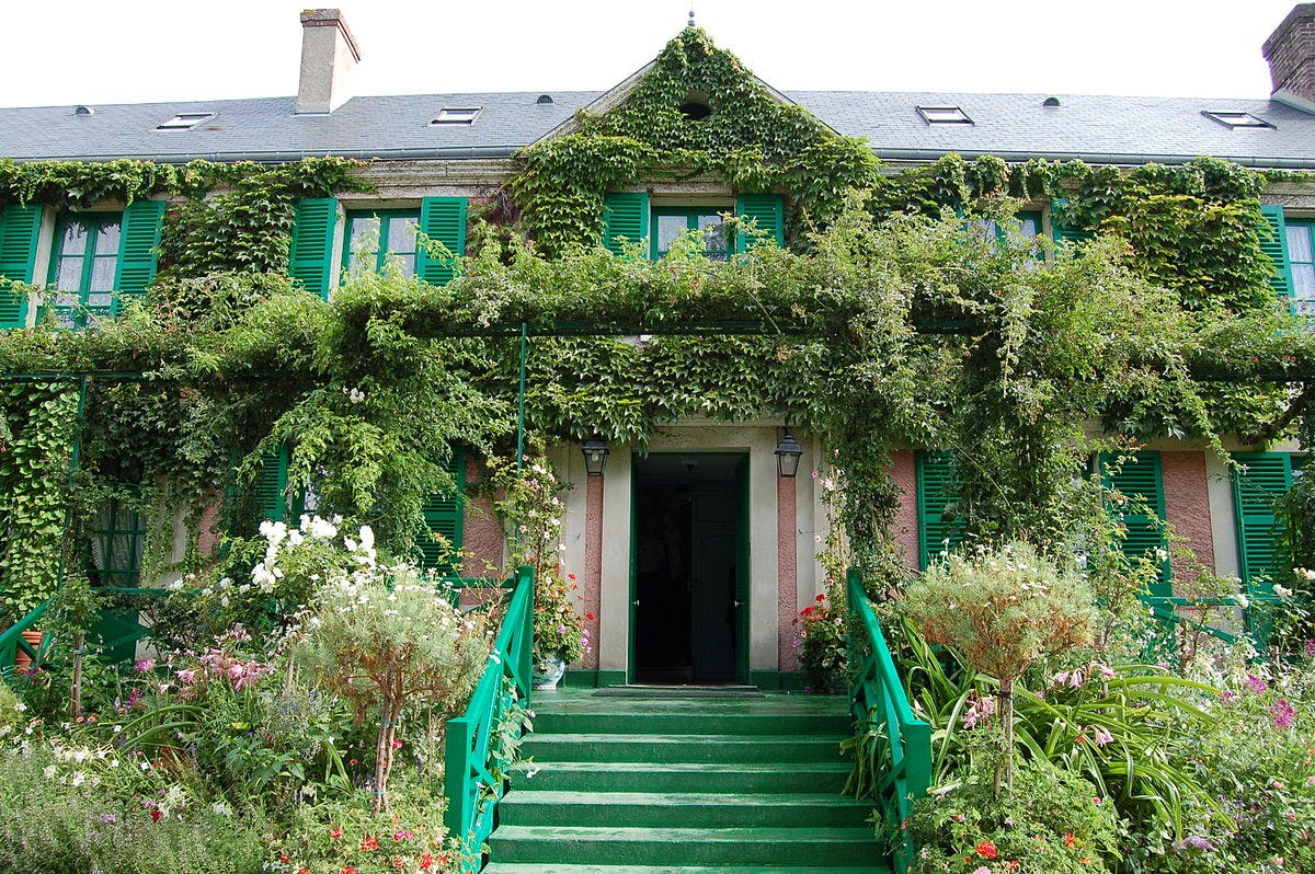 best day trips from paris - giverny monet