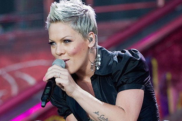 Best Vegas Shows - Pink