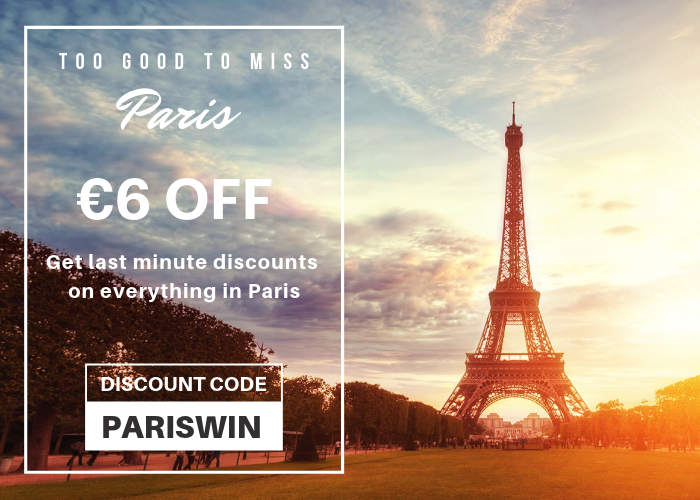 Paris skip the line discount tickets