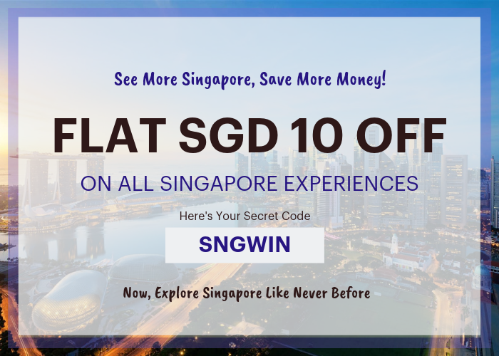 Singapore city pass discount tickets