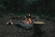 Bear Grylls Explorers Camp