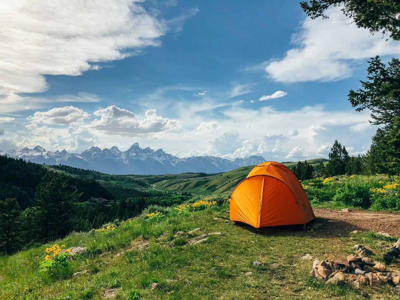 Bear Grylls Explorer Camp