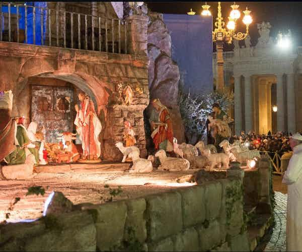 Rome in December events
