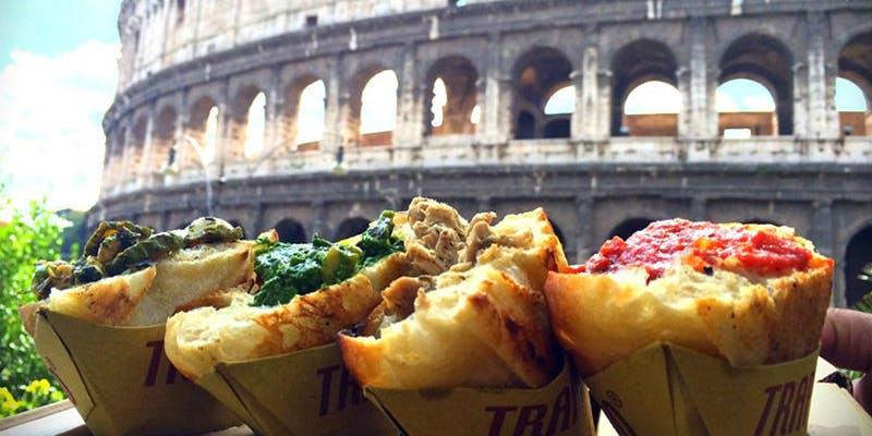 rome in april-Food Tour