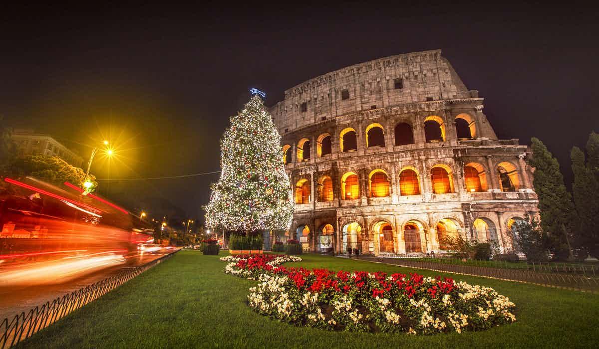 rome in december