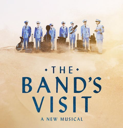 The Band S Visit Broadway Tickets