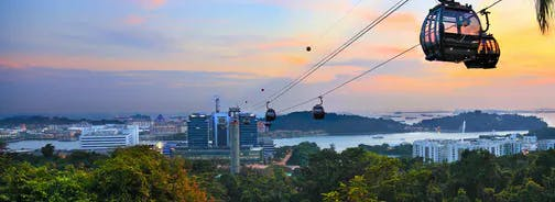 Singapore Day trips