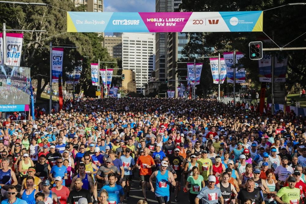 Sydney in March events
