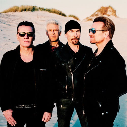 Best Vegas Shows - U2