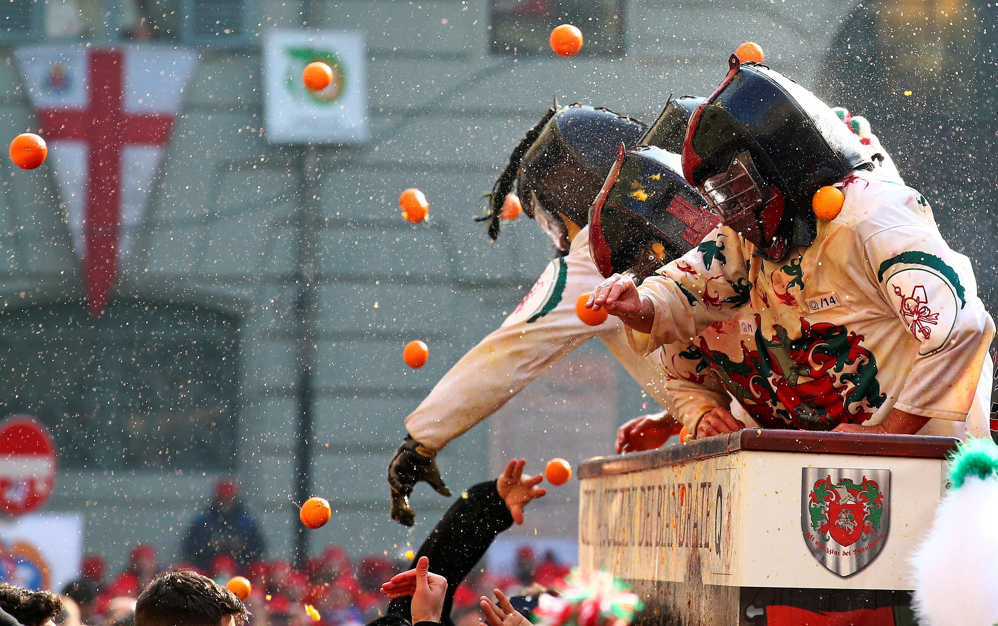 Unusual Festivals Around The World